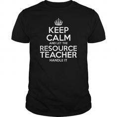 Awesome Tee For Resource Teacher T Shirts, Hoodie
