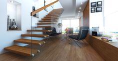 أقوى مواقع تصاميم مبتكرة للسلالم الداخلية | مجلتك المعمارية