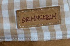 Grimmskram: Label DIY