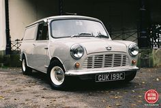 how to tell which year austin mini van was produced - Google Search
