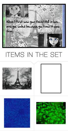 """""""Anyone excited for season 2 of ML?"""" by stop-being-kawaii ❤ liked on Polyvore featuring art"""