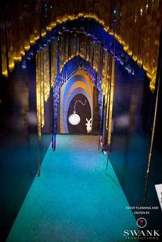 Alice in Wonderland, Bat Mitzvah, Rabbit Hole Entrance