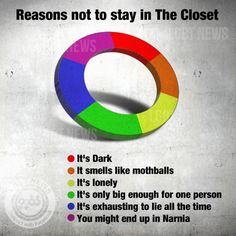 I agree with all but the thing about narnia! Like I'll gladly stay in the closet if I can go to narnia! They don't need to know I was born female! Lgbt Quotes, Lgbt Rights, Lgbt Love, Lgbt Community, Gay Pride, Equality, Just In Case, Lesbian, Saga