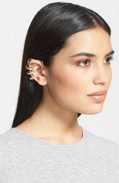 Tildon 'Crystal Bands' Ear Cuff   Nordstrom