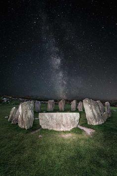 Drombeg Stone Circle, Cork, Ireland