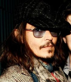 Johnny Depp-Black Hat