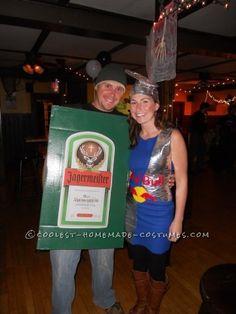 Best Jagerbomb Couple Halloween Costume