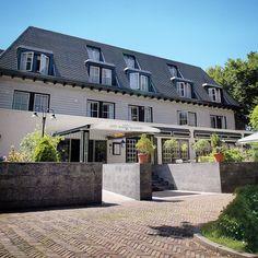 Hotel-Restaurant Auberge De Kieviet - Wassenaar....beetje gedateerd maar redelijk oke......