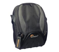LOWEPRO  Apex 20 AW Camera Case - Black, Black Price: £ 12.59 The Lowepro Apex 20AW Camera Bag is a durable four-compartment bag designed to carry a compact camera plus accessories. A micro fibre cloth interior is integrated to protect lenses and LCD screens and the weather-resitant exterior will provide you with optimum protection against the elements - including dust and sand. Engineered...