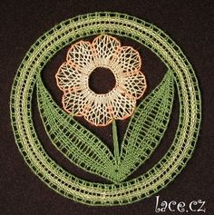 Bobbin Lace Patterns, Lace Heart, Lace Jewelry, Lace Making, Lace Detail, Knitting, Flowers, How To Make, Bobbin Lace