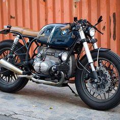 :: BMW R100 Cafe Racer ::
