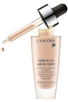 Tatler - best foundation Lancome Miracle Air de Teint