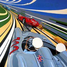 Automotive Art Originals                                                                                                                                                                                 More