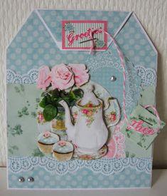 Labels, Snail Mail, High Tea, Junk Journal, Tea Cups, Decorative Boxes, Scrapbooking, Coffee, Paper
