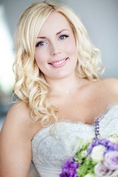 pretty wedding make-up