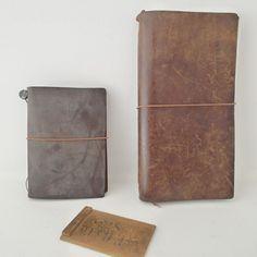 Traveler's Notebook Passport Brown