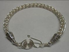 The Beading Gem's Journal: Judy Larson's Complete Viking Knit Bracelet Tutori...