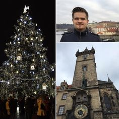 We are enjoying a wonderful Christmas present we gave each other with my girlfriend: Trip to Prague!  #present #Christmas #Prague #czech #czechrepublic #Praha #gift #trip #cesko #travel #tourism #adventure #tree #girlfriend #gf #vianoce #slovaci #slovaks #layout #happy #wonderful #iphone #iphoneonly #iphonography
