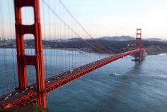 Golden Gate . São Francisco