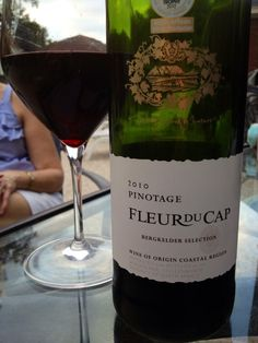 2010 Fleur du Cap Pinotage – an approachable South African wine