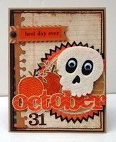 A Project by Jo Kill from our Cardmaking Gallery originally submitted 10/30/11 at 11:29 AM