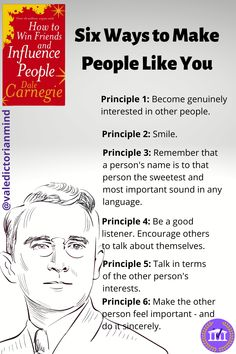 How to Win Friends and Influence People - Dale Carnegie's masterpiece that will help you open up the doors to success in interpersonal skills.