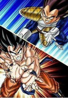 |★| Goku VS Vegeta |亀|
