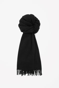 Oversized wool scarf - COS