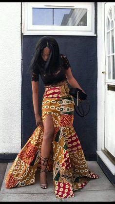 African Print Dresses, African Wear, African Attire, African Fashion Dresses, African Dress, African Prints, Ankara Fashion, African Style, African Print Skirt