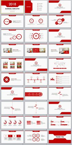 30+ Red multipurpose PowerPoint templates on Behance #powerpoint #templates #presentation #animation #backgrounds #pptwork.com #annual #report #business #company #design #creative #slide #infographic #chart #themes #ppt #pptx #slideshow
