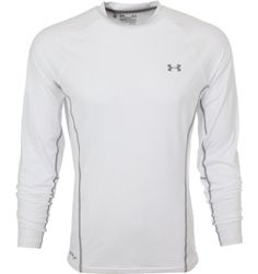 Under Armour Men's AllSeasonGear Crew Neck Long Sleeve Golf Pullover