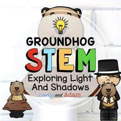Groundhog Day STEM Activity!