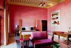 El Fenn hotel in Marrakech, Morocco