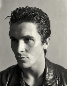 Christian Bale photo shoot from 2000.