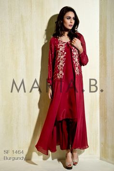 Pret eid ul azha dresses collection consists of formal,party wear and informal dresses designed by Maria B for women of Pakistan.Check out the complete collection in the images at the end. Pakistani Formal Dresses, Pakistani Party Wear, Pakistani Outfits, Shadi Dresses, Latest Pakistani Fashion, Asian Fashion, Designer Party Dresses, Party Dresses For Women, Beautiful Dresses