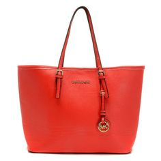Cheap Michael Kors Jet Set Saffiano Travel Large Red Totes, Perfect You Michael Kors Outlet, Handbags Michael Kors, Michael Kors Jet Set, Mk Handbags, Cheap Handbags, Style Outfits, Red Bottom Heels, Christian Louboutin Shoes, Louboutin Loafers