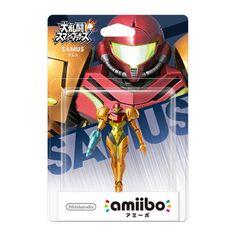 Nintendo amiibo(アミーボ) 大乱闘スマッシュブラザーズシリーズ サムス [Wii U/3DS/3DSLL ゲーム連動キャラクターフィギュア]