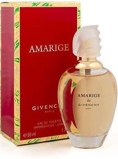 Amarige Givenchy perfume - a fragrance for women 1991