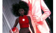 Marvel reveals new 'Iron Man' will be a 15 year-old black girl; embrace it or you're a racist AND a sexist
