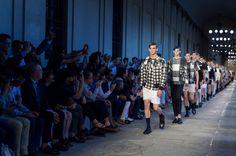 Milan Men's Fashion Week: Neil Barrett