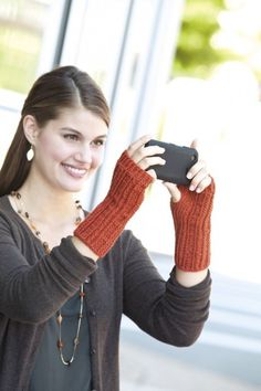 Crochet Texting Mitts (Review, Interview, Blog Tour and Giveaway!)