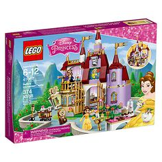 Belle's Enchanted Castle Playset by LEGO $56.95