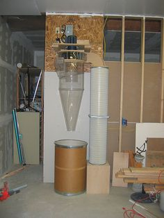 1000+ images about Mini Cyclone Dust Collection Bucket on ...
