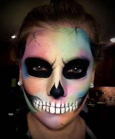i love this look from sephoras thebeautyboard httpgallerysephora halloween faceeasy halloweencostume halloweenhalloween makeupdoll - Fun Makeup Ideas For Halloween