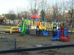 the new Connor Lourens Memorial Playground   interior design