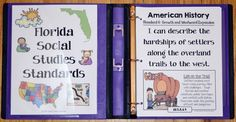 Florida Social Studies Standards - 5th Grade