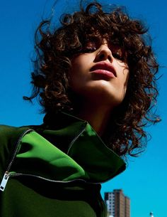 Game On    www.vogue.co.uk     Photography:  Daniel Jackson    Model: Mica Arganaraz    Styling:  Kate Phelan    Hair:  Esther Langham...