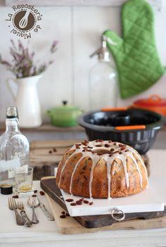 Bundt Cake de Ron con Pasas   La Repostería de Miguel