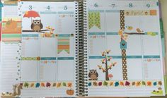 """Another one of my weekly theme kits. """"Nuts about Autumn"""" for November.  Facebook group: Planning Fun with Friends for more info."""