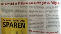 Die 21 absurdesten Zeitungsmeldungen aus Deutschland